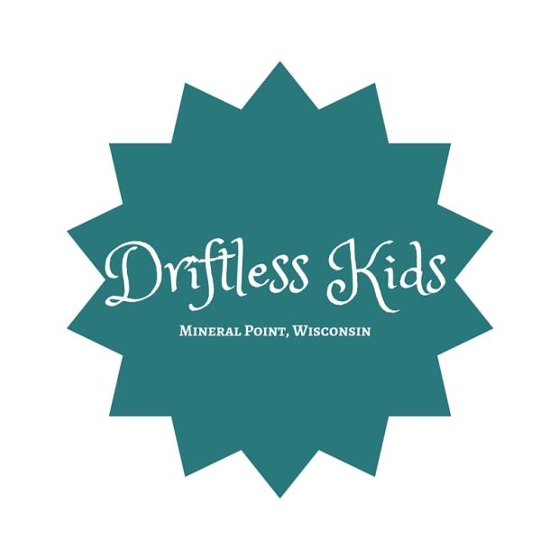 DriftlessKidsLogo